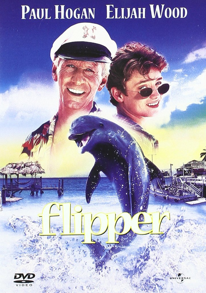 Amazon.com: Flipper (Import Movie) (European Format - Zone 2) (2003) Paul Hogan; Elijah Wood; Jonathan Banks; Robert De: Movies & TV