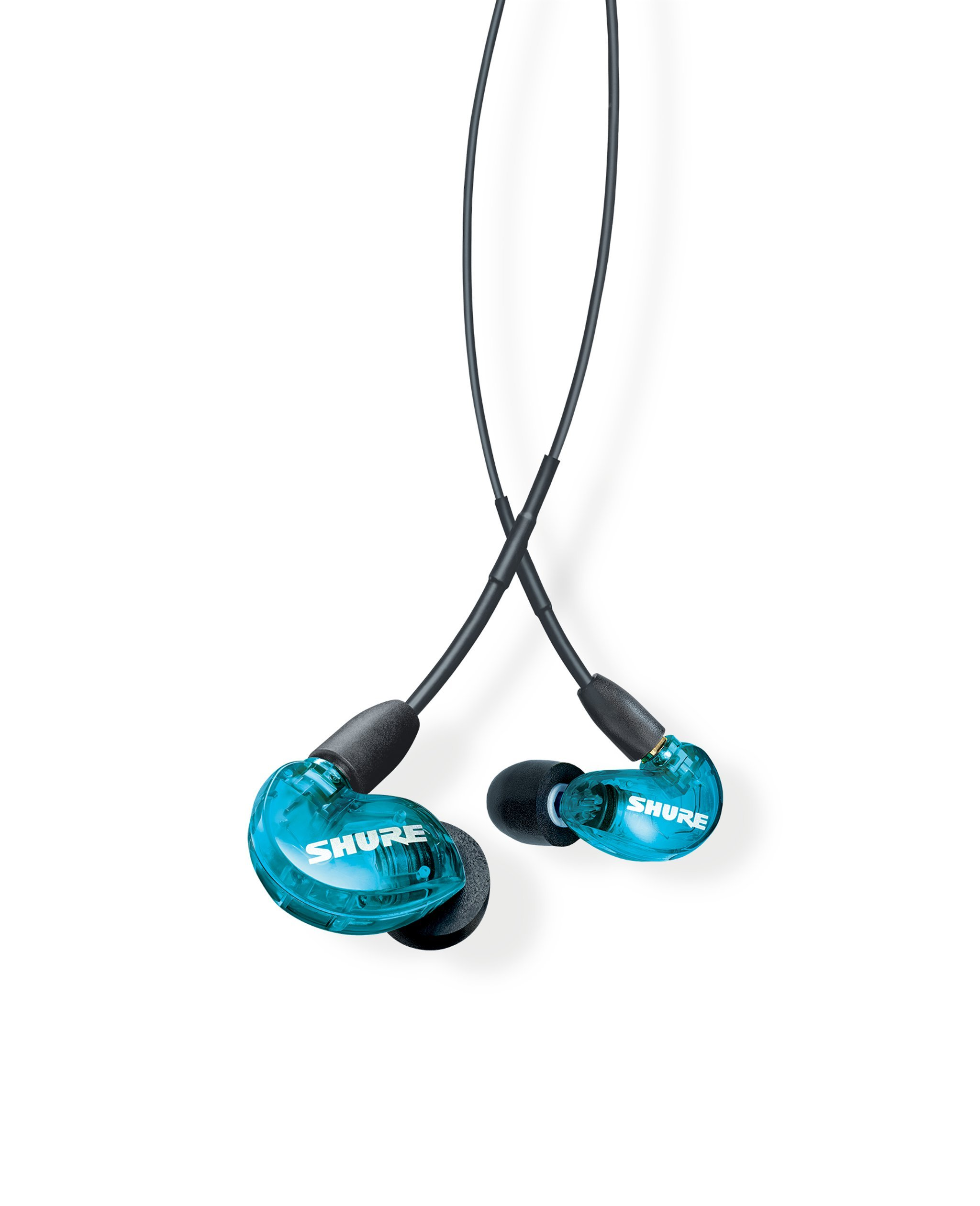 Shure SE215SPE Special Edition Sound Isolating Earphones with Single Dynamic MicroDriver by Shure