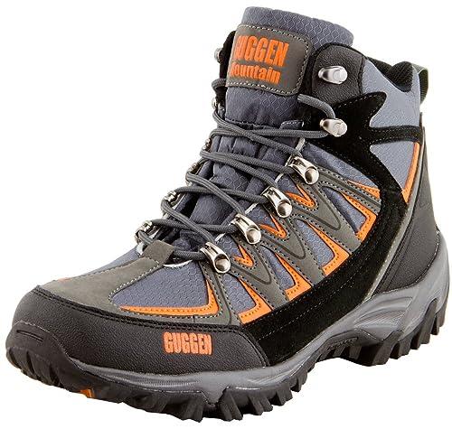 Guggen Mountain Scarpe da Escursionismo Scarpe da Trekking Scarpe da  Montagna Mountain Shoe Genere Neutro Unisex