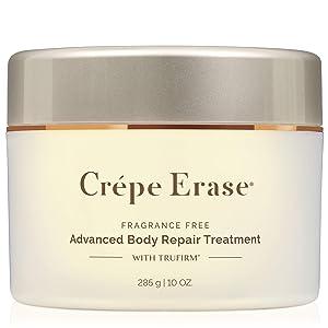 Crépe Erase Advanced Body Repair Treatment, Fragerance Free, 3.3 oz