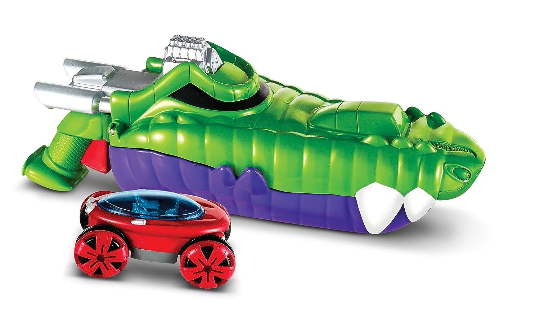 Hot Wheels Splash Rides Terror Tooth Vehicle Mattel DJC35