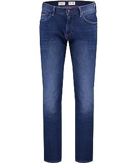 Tommy Hilfiger Men's Original Steve Slim Athletic Fit Jeans