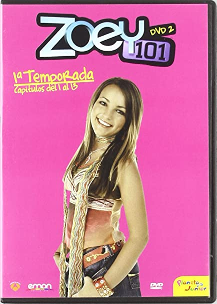 Amazon.com: ZOEY 101 1a Temporada - Import - Region 2 - PAL - language Castellano: Movies & TV