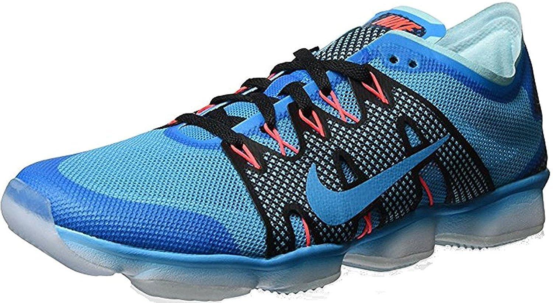 Nike Womens Air Zoom Fit Agility 2 Ankle-High Running Shoe Black 41 B(M) EU/7 B(M) UK
