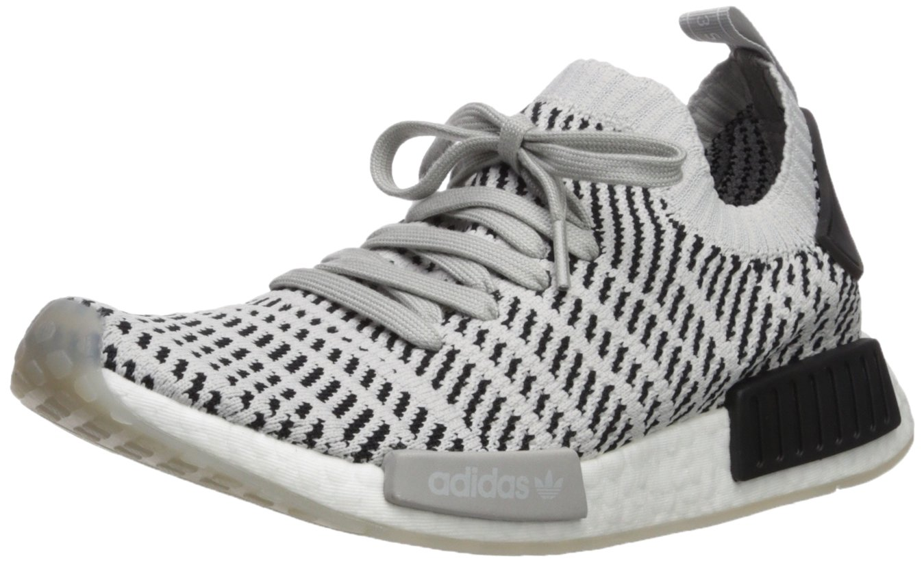adidas Originals Men's NMD_R1 Stlt PK, Grey Two/Grey One/Black, 9.5 M US by adidas Originals