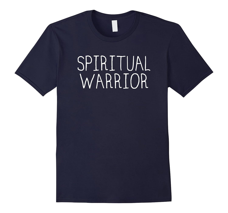 Spiritual Warrior Recovery Yoga T-Shirt Men Women-Vaci