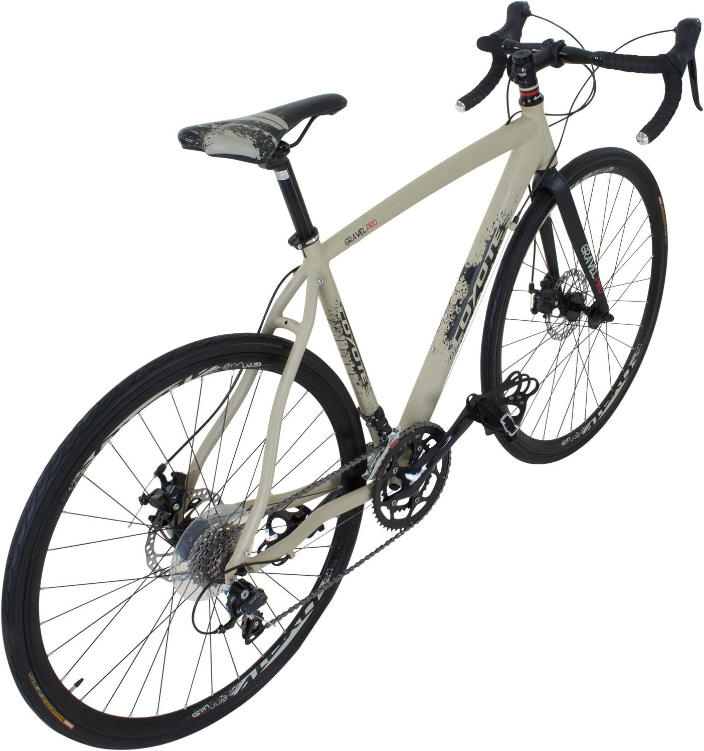 Bicicleta 700 C de Coyote Gravel Pro Cyclocross, bicicleta de ...