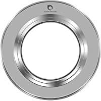 304 Stainless Steel 11inch Steamer Ring Adapter for 8 to 11in Bamboo Steamer
