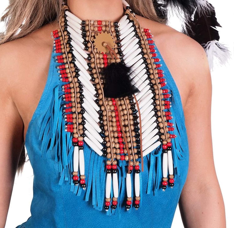 Native American Costume Neck Piece