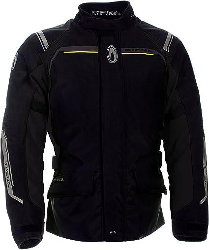 2stii100 L Richa Storm Motorcycle Jacket L Black Sport Freizeit
