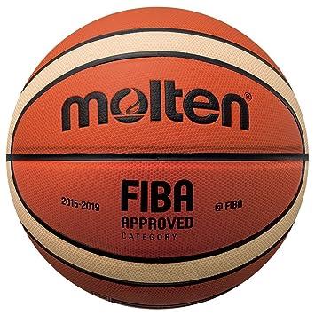 amazon com molten gm7x basketball bgm7x composite leather fiba