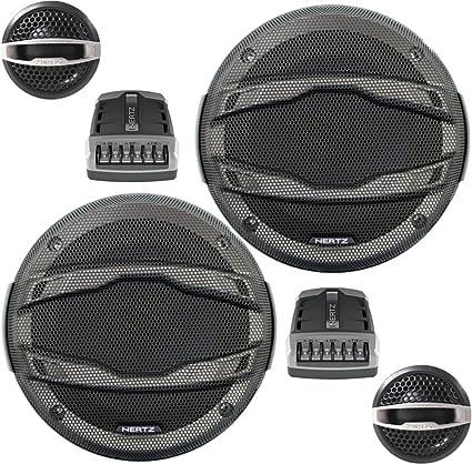 """Hertz HSK 165 6.5"""" 2-way Hi-Energy Component Speaker System"""