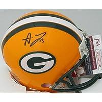 $116 » Allen Lazard Autographed Signed Packers Receiver #13 Riddell Mini Helmet Auto - JSA