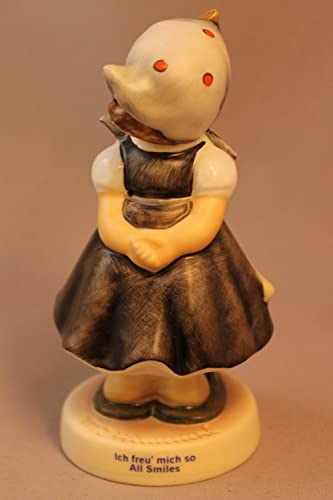Hummel Figurine – All Smiles – Goebel – Daughter Girl