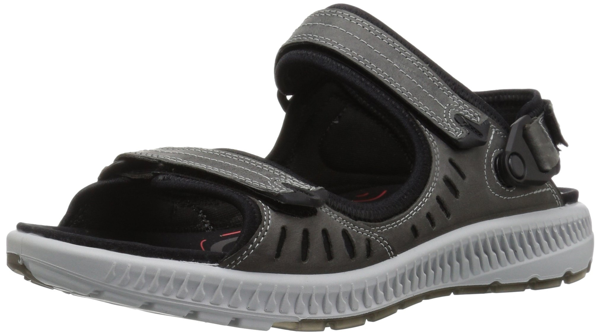ECCO Women's Terra 2S Athletic Sandal, Titanium, 39 EU/8-8.5 M US
