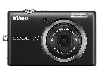 Amazon Nikon Coolpix S570 12MP Digital Camera With 5x Wide