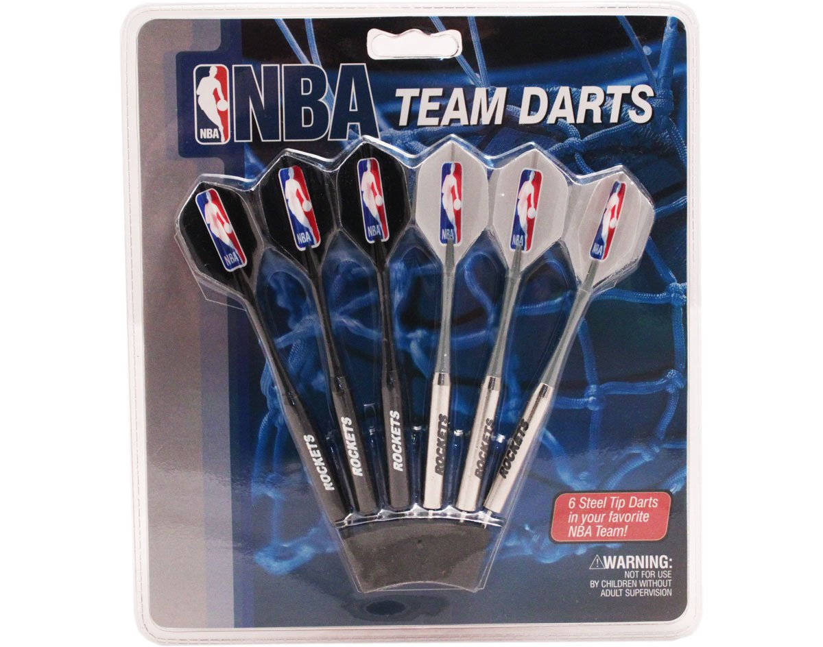NBA Houston Rockets Darts & Flights by Imperial