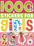 1000 Stickers for Girls