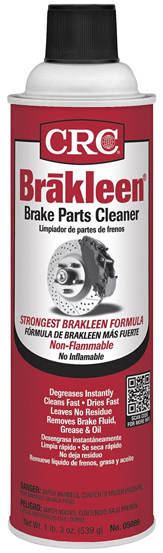 CRC Brakleen Brake Parts Cleaners