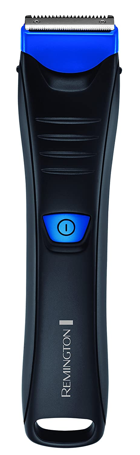 Remington BHT250 Delicates Body and Hair Trimmer - Black/Blue 4008496823475