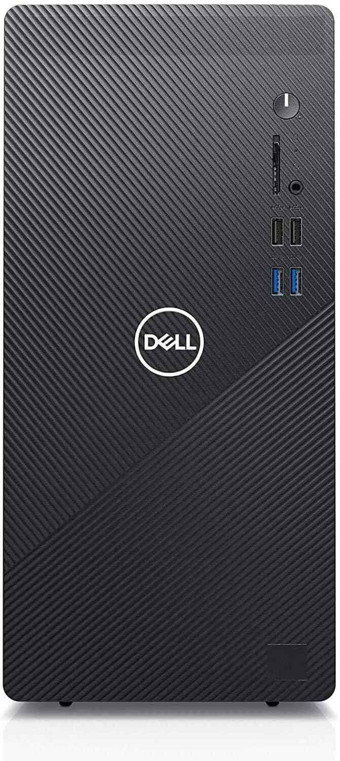 Dell Inspiron Desktop 3880 10th Gen Intel i3 10100, 8GB RAM, 256GB SSD, DVD+/-RW, Windows 10 Home
