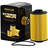 PG PG5274EX EXtended Performance Oil Filter|Fits 2013-15 Cadillac ATS, 2004-15 CTS, 2004-11 SRX, 2005-11 STS, 2010-15 Chevrolet Camaro, 2012-17 Caprice, 2013-16 Colorado, 2006-08 Vectra