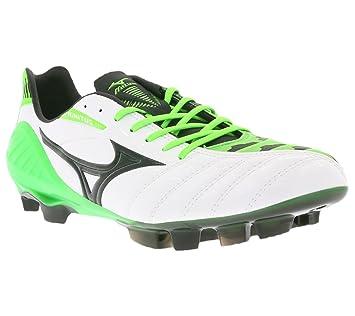 Mizuno Wave Ignitus 3 MD botas de fútbol para hombre P1GA153037 verde 4553604c690c1