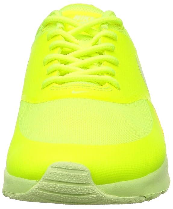 Nike Air Max Thea 599409-700 Damen Laufschuhe Mehrfarbig (Volt/Lt Liquid Lime) 36.5