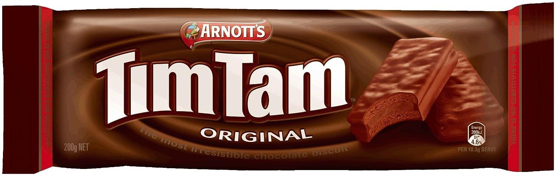 Tams Near Me >> Timtams Arnott S Tim Tam Original Biscuits 200 G Pack Of 2