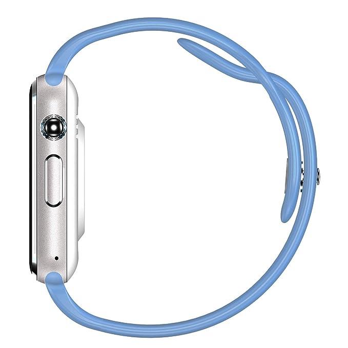 Leotec LESW07B Smart Watch Armbanduhr: Amazon.es: Electrónica