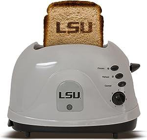 NCAA Louisiana State Tigers Team Logo U Toaster