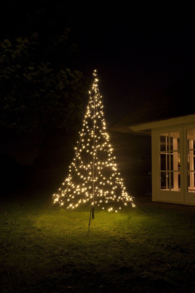 82231d91fb5 Fairy Bell LED-árbol de Navidad 300 cm con 360 ledes