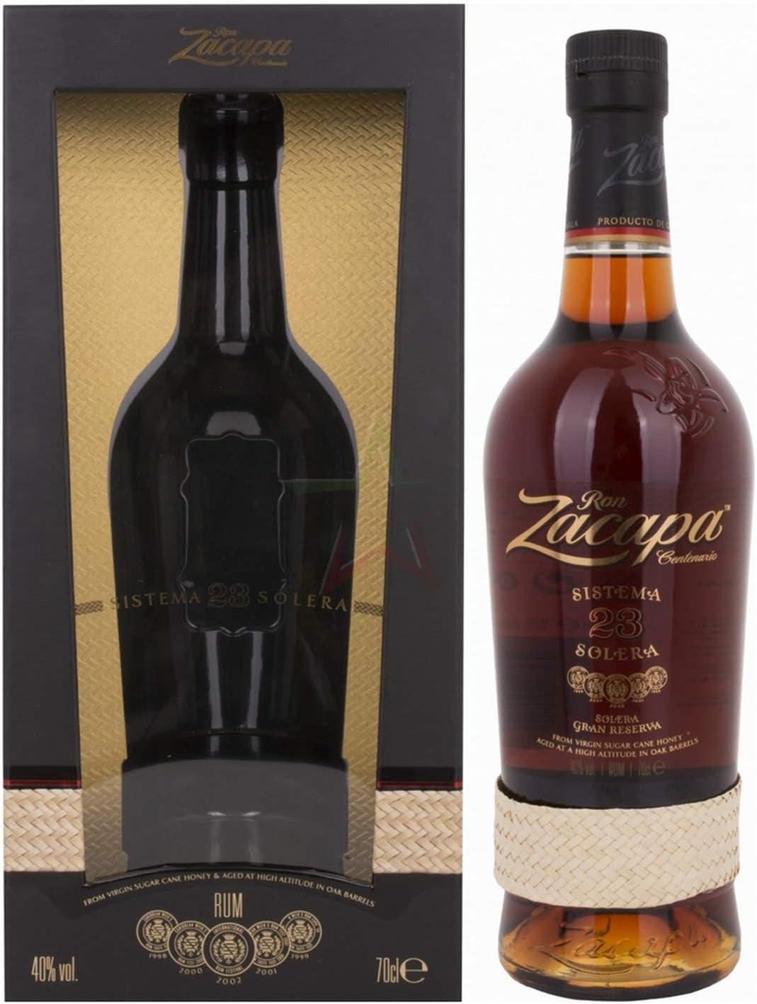 Ron Zacapa Limited Edition 23 Solera Gran Reserva Rum - 700 ml