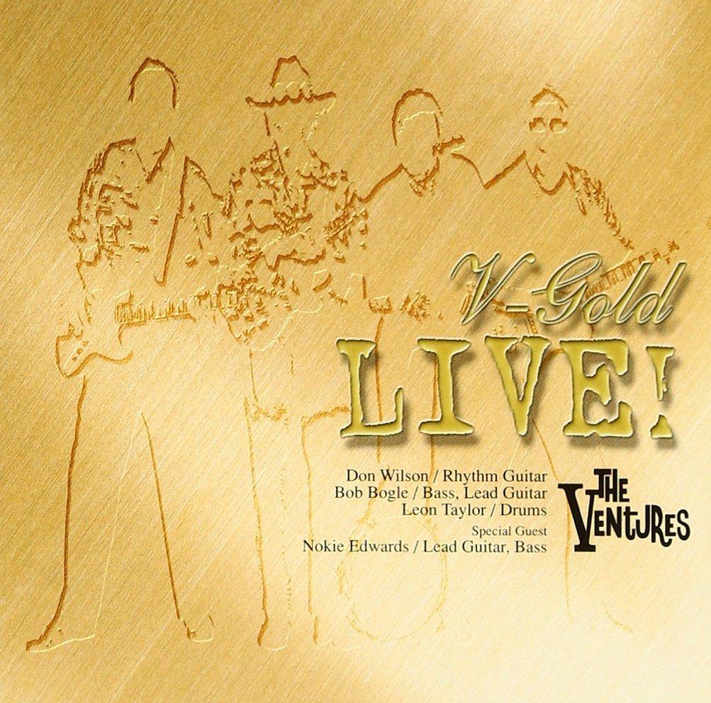 V-Gold Live! by Pony Canyon