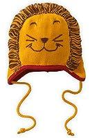 Joobles Organic Baby Earflap Cap - Roar the Lion (0-12 Months)
