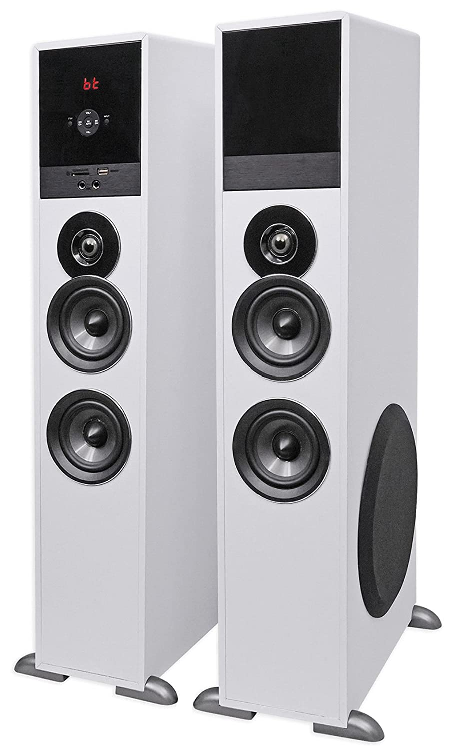 Electronics Tower Speaker Home Theater System+8 Sub For Sony X800E ...