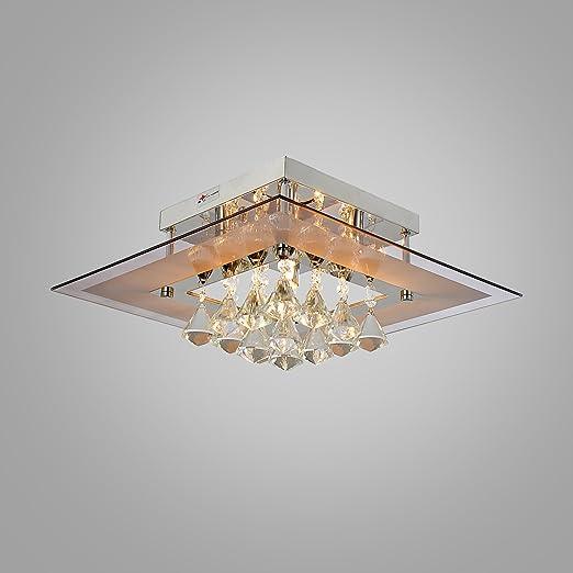 Oofay light modern crystal ceiling light simple and elegant oofay light modern crystal ceiling light simple and elegant crystal light 5 aloadofball Gallery