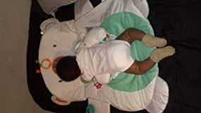 Great for tummy time