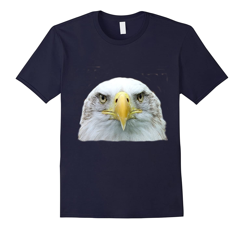 AmbiguiTee Eagle Watching You T-shirt-4LVS