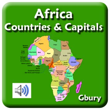 Map Of Africa With Countries And Capitals.Asia Countries And Capital Cities