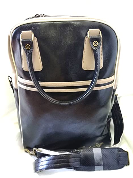 d1191e3194db9 FRED PERRY BORSELLO BORSA A TRACOLLA CLASSIC nero   ecru BLACK SHOULDER BAG  SCUOLA PVC 33 x 43 x 15 cm UOMO DONNA UNISEX ECOPELLE  Amazon.it  Scarpe e  borse