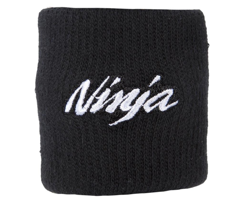 KAWASAKI Bracelet de la Sueur Bande Ninja Noir