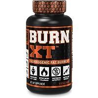 Burn-XT产热脂肪燃烧器-减肥补充剂,食欲抑制剂,能量增强器-优质脂肪燃烧乙酰L-肉碱,绿茶提取物,更多-60种天然素食减肥药