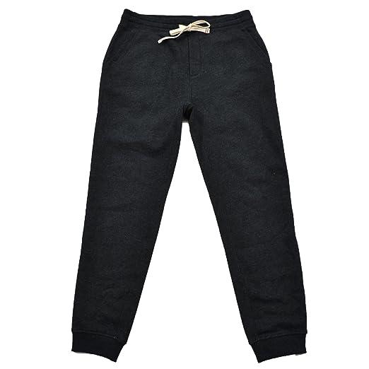 Tommy Hilfiger Mens Fleece Sweatpants (S, Dark Grey) at Amazon Men s ... d563e4785ead