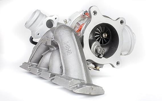 hPa Motorsports híbrida K04 Turbo longitudinal para Audi A4 A5 B7 B8 TFSI TSI FSI 2.0L 2.0T EA113 ea888: Amazon.es: Coche y moto
