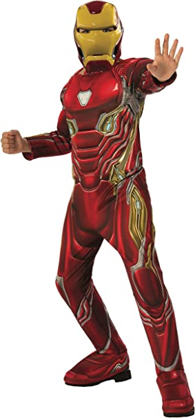 Rubies Avengers Disfraz, Multicolor, Large (700685_L): Amazon.es ...