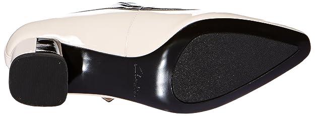 7446 CLARKS 26117343 NUDE PINK 4,5cm Zapato tacón piel