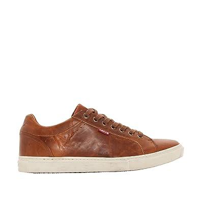 Levi's, Herren Stiefel Braun Cognac: : Schuhe