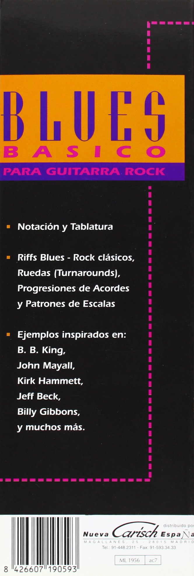 Blues Básico para Guitarra Rock (Poket Guide): Amazon.es: John Stix, Yoichi Arakawa, Guitar: Libros