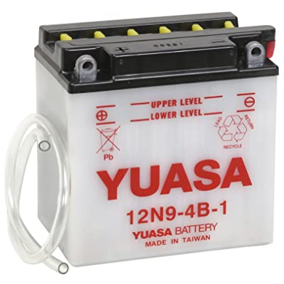 Yuasa YUAM2290B 12N9-4B-1 Battery: Automotive